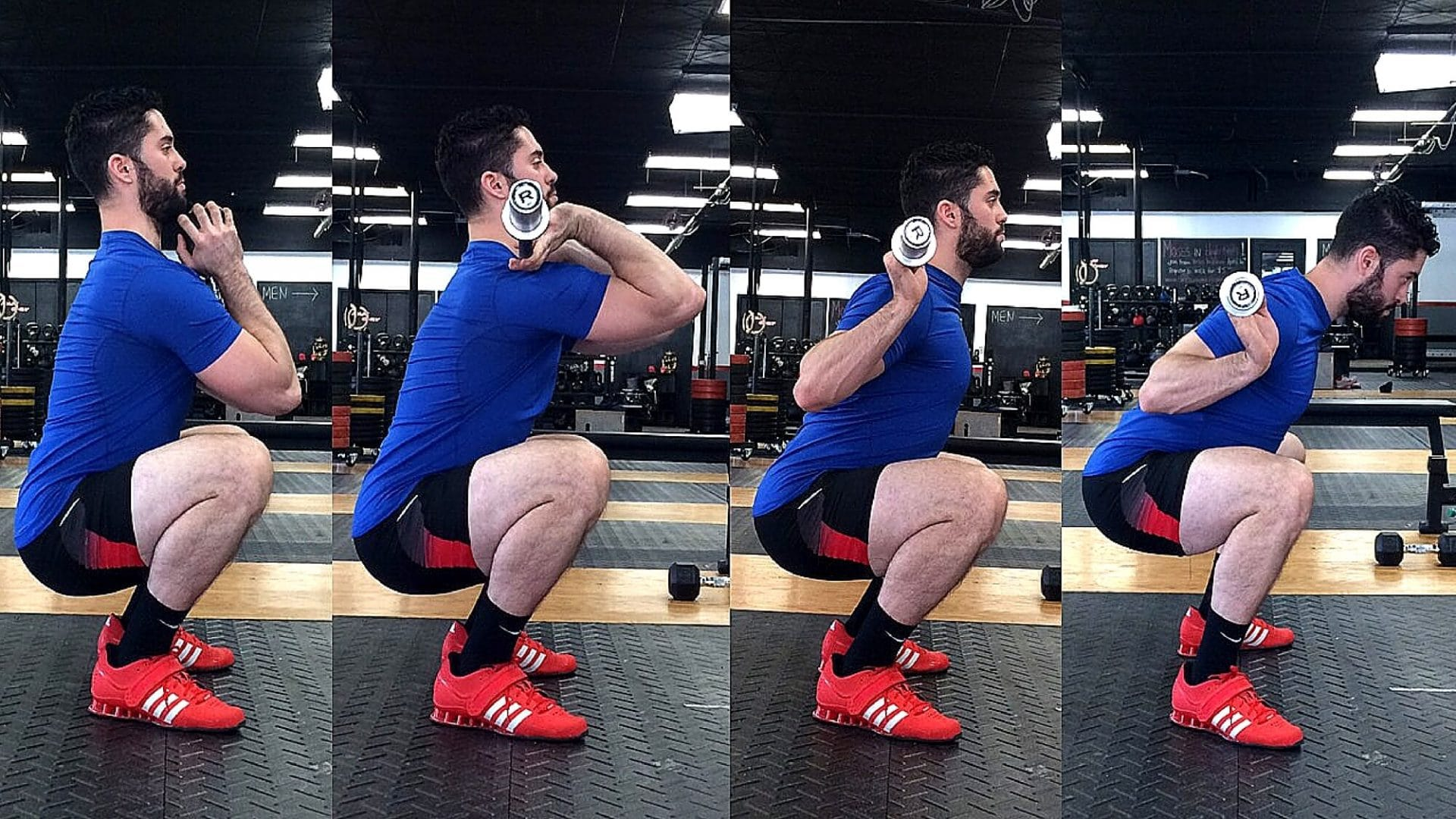 a4f904950aa9 Fixing Hip Pain During Squats - The Barbell Physio