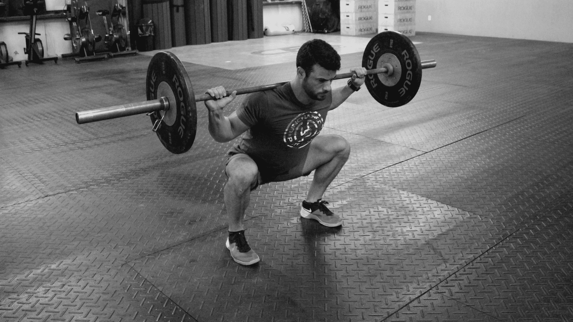 Is Your Upper Body Holding Your Squat Back The Barbell Physio