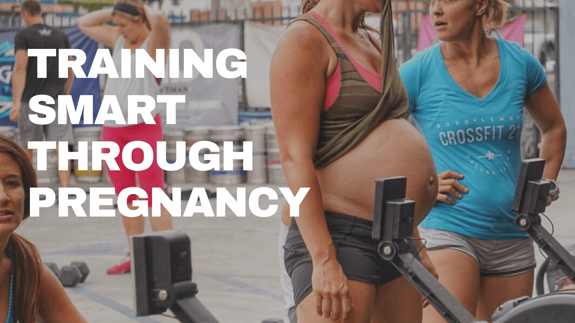 train smart through pregnancy