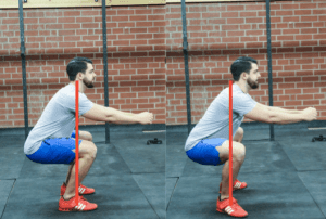 Femur Length Squat