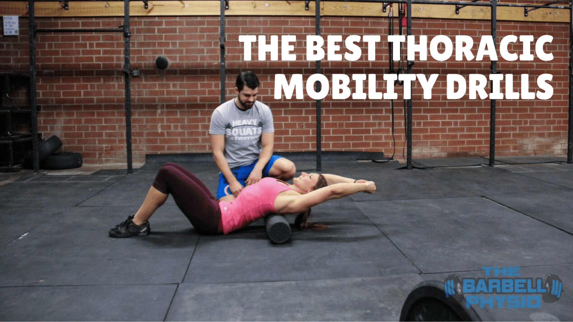 Thoracic spine mobility