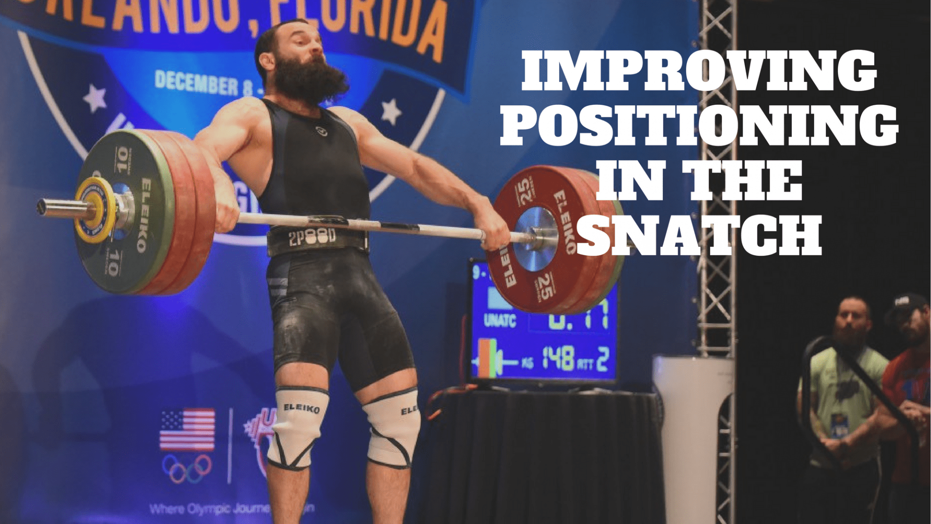 Improving Positioning In The Snatch