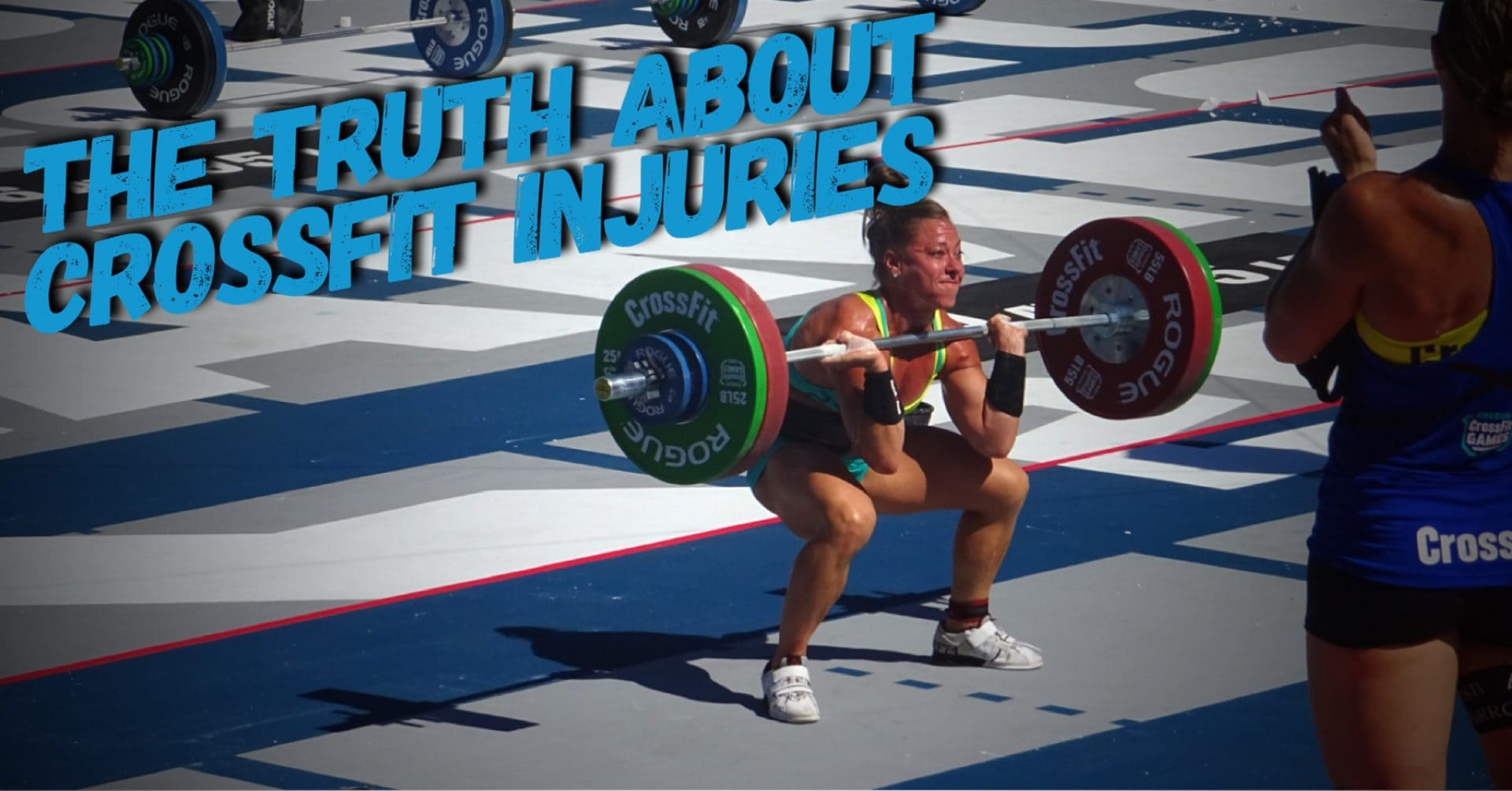 The Truth About CrossFit Injuries - The Barbell Physio