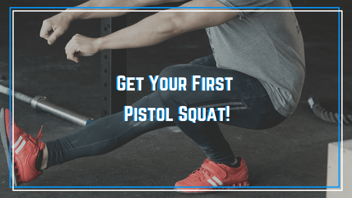 first pistol squat