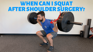 squats after surgery