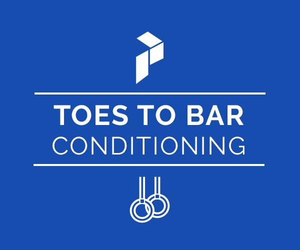 Toes To Bar Conditioning logo