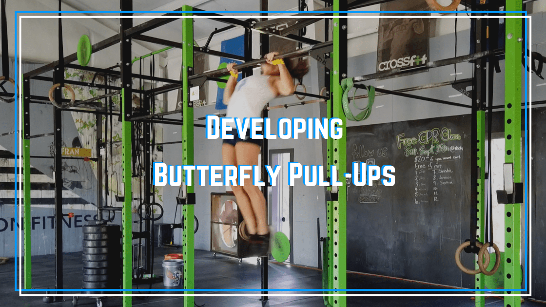 butterfly pull-ups