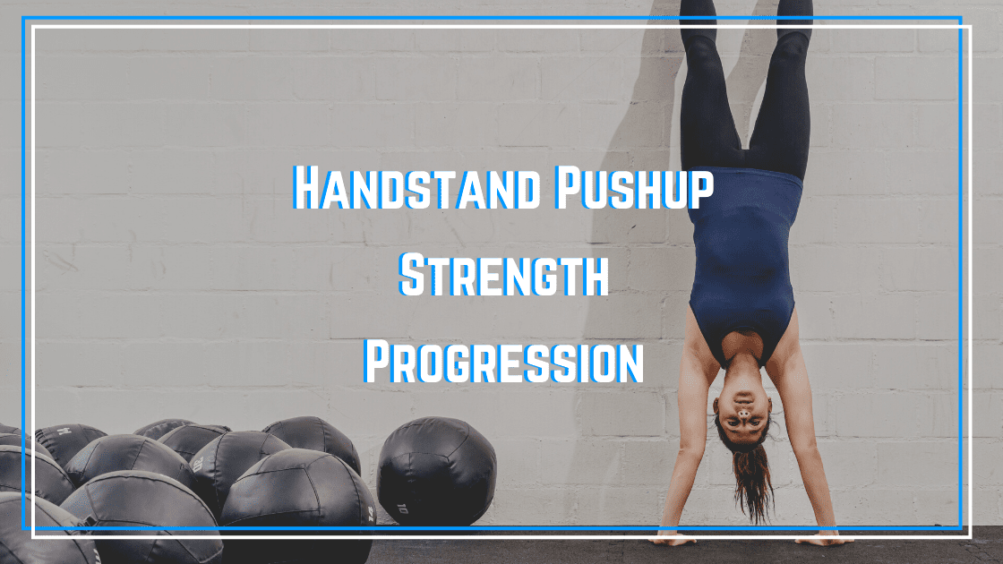 handstand strength progression