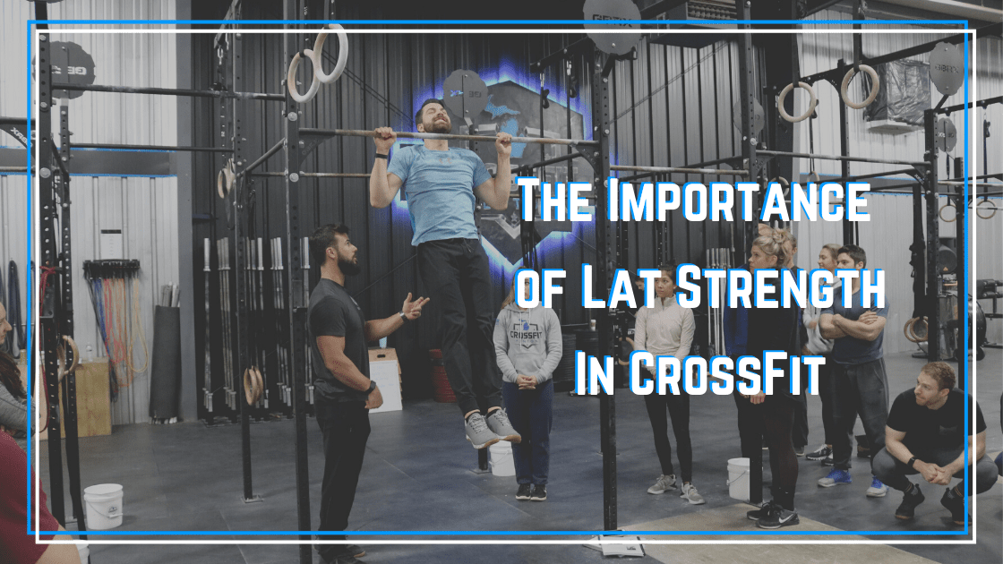 lat strength in crossfit