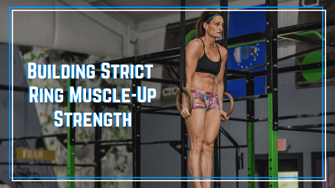 Strict Ring Muscle-Up