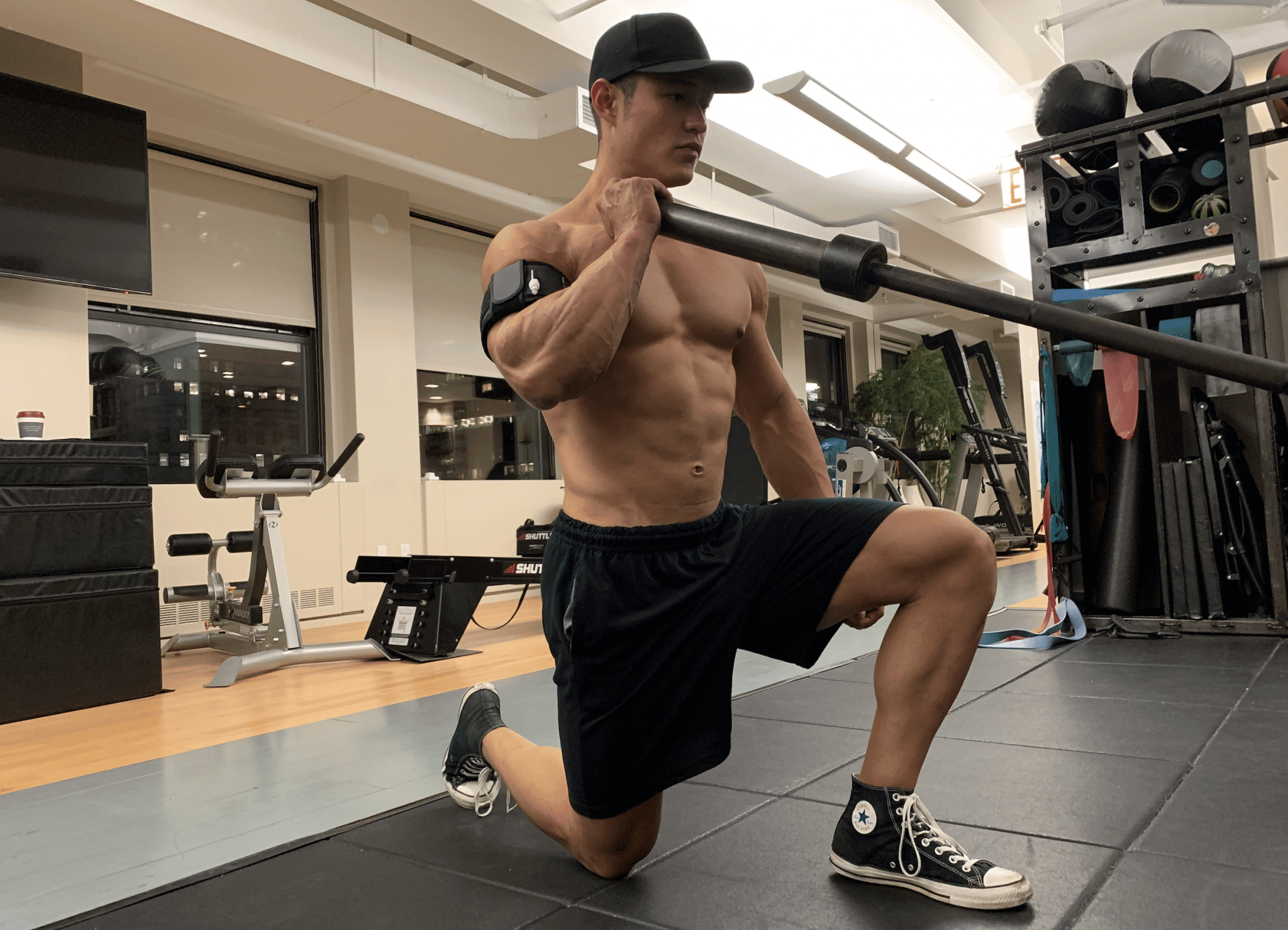 blood flow restriction training strength athletes