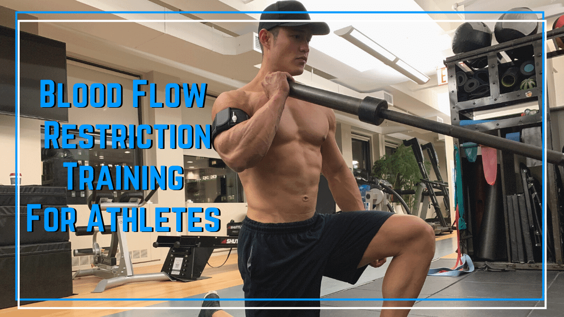 blood flow restriction trianing for athletes